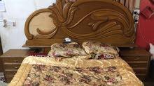 غرفة نوم خشب عراقي