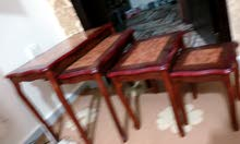 Benghazi – A Tables - Chairs - End Tables that's condition is Used
