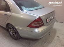 سياره مرسيدس موديل 2001