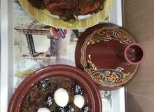 اكل بيتي مغربي