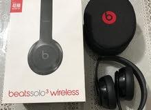 Selling my Beats Solo 3 Wireless headphone Black