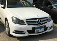2014 Mercedes Benz C 180 for sale in Cairo