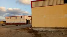 مخزن مساحة 500 متر للايجار