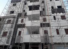 شقة للايجار   في سوق الجمعة  في جنب الجوزات   سعر لايجار 1000 ولمفروشة 1500