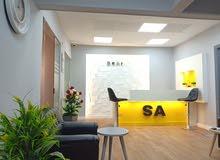 شقة للبيع 110م الترا سوبر لوكس  تصلح مكتب او عيادة - العجوزة