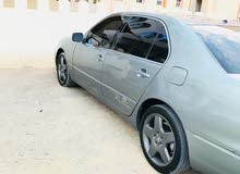 Green Lexus IS 2002 for sale