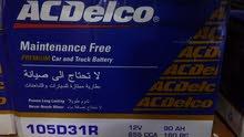 بطارية 90 امبير AC Deleco