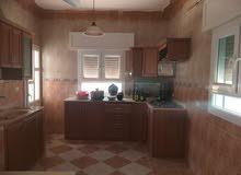 شقة دور تالت ممتازة وراقية في منطقة وسعاية ابديري بن عاشور ( مفروشة ) _ للآيجار