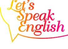 Distance Learning: Speak English