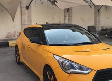 Hyundai Veloster 2012 For sale - Yellow color