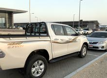 Used Toyota Hilux for sale in Abu Dhabi