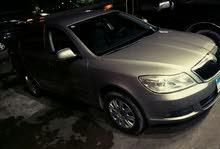 سيارة سكودا اوكتافيا تحت الطلب وخدمة الليموزين
