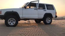 Jeep Cherokee car for sale 1996 in Ja'alan Bani Bu Ali city