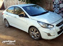 Used condition Hyundai Accent 2012 with 80,000 - 89,999 km mileage