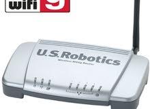 للبيع روتر US Robotics 9i08A
