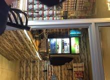 محل وافل وكريب وايس كريم وقهوة للبيع