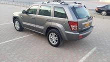 Gasoline Fuel/Power   Jeep Grand Cherokee 2008