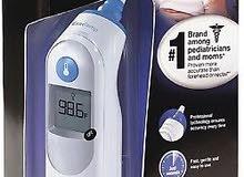 ميزان حرارة براون الأصلي للأذن Braun Thermoscan Model 5