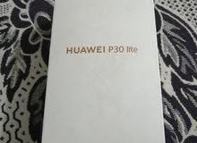 Huawei p30 lite android 10 للبيع استعمال خفيف والفون مافهوش خدش وكل حاجته معاه و
