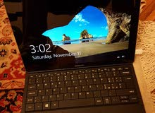 Samsung Tab pro s 2-in-1 (tablet+ desktop pc) perfect condition