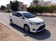 SPORT EDITION GCC TOYOTA YARIS 2015 IN AMAZING CONDITION