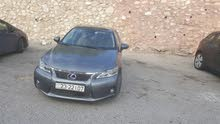 Lexus CT 2012 for sale in Amman