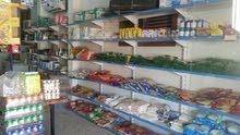 محل مواذ غذائيه للبيع