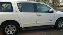 For sale 2006 White Armada