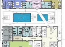 مشروع فندق في مسقط على البحر مباشرة للبيع أو  الشراكة