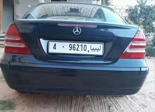 2001 Mercedes Benz in Zawiya