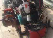 معدات صناعية للبيع وللإيجار ( جبل طارق بالقرب من أسواق طارق )