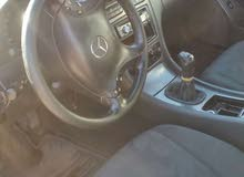 Mercedes Benz C 200 2002 for sale in Jebel Akhdar