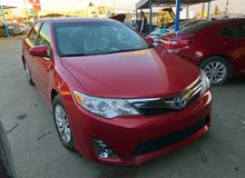 Toyota Camry car for sale 2013 in Zarqa city