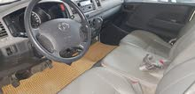Gasoline Fuel/Power   Toyota Hiace 2012