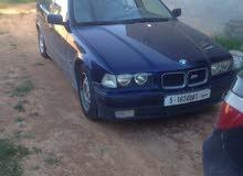 Blue BMW 325 1997 for sale