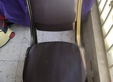 2+1+1 sofa set and 2 iron chairs for sale