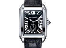 ساعة سويسرية من ماركة Pierre Cardin
