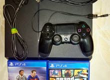 Used Playstation 4 device for sale at a good price