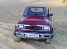 1 - 9,999 km Daihatsu Feroza 1996 for sale