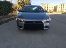 Mitsubishi Lancer 2015 For sale - Grey color