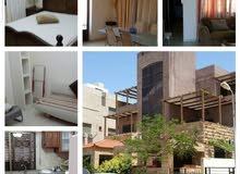شقة مفروشة فرش ممتاز السابعة للايجار