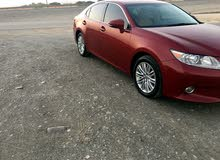 Red Lexus ES 2014 for sale