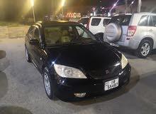 Black Honda Civic 2005 for sale