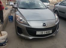 Automatic Grey Mazda 2013 for sale