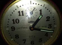 ساعة قديمة تحفة نادرة  alku trio