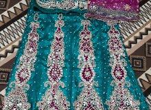 women and men bridal wear