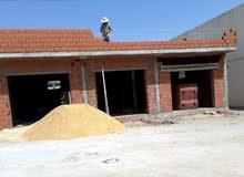 بناء ذو خبرة جيدة في جميع اشغال البناء