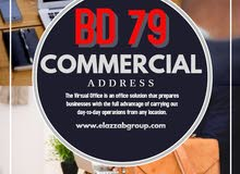 BD79 Commercial address Sign up now!