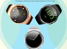 KW18 Smartwatch Phone - Champagne Black Micro SIM Card
