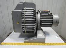 مضخة فاكيوم.Regenerative Blower هواء..صنع الماني rietschle /